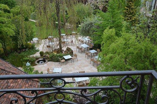 Saulieu, France: Le parc