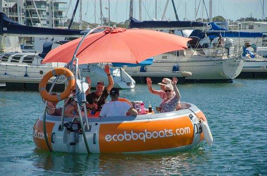 Eco BBQ Boats