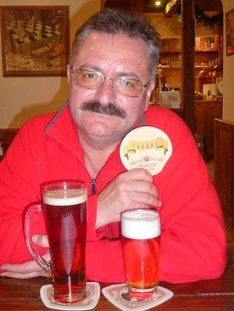 """Stramberk, สาธารณรัฐเช็ก: И я здесь был, и """"уши"""" с пивом ел...."""