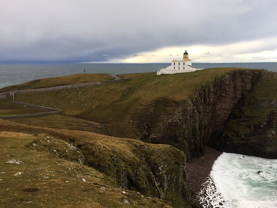 Nearby Stoer lighthouse (5min drive from Philosophy).