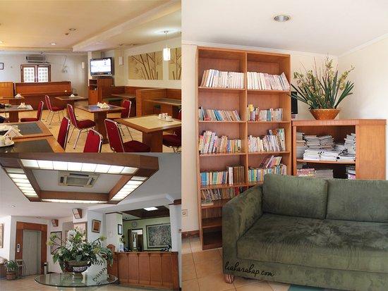 Shinju Apartement Cilandak: The Lobby