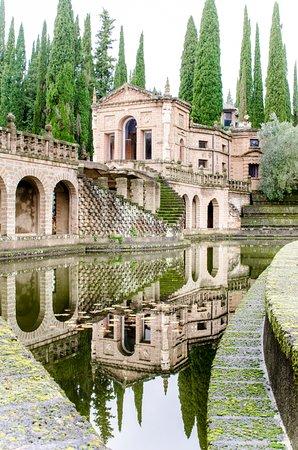 Montegabbione, Италия: una foto di una parte de La Scarzuola