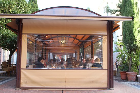 Terraza Cubierta Picture Of Restaurante Bar Oliver