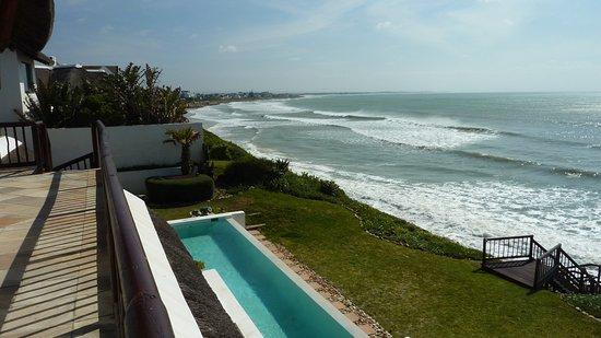 Saint Francis Bay, South Africa: Blich auf den Ozean