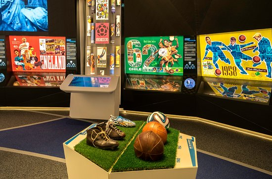 ‪FIFA World Football Museum‬