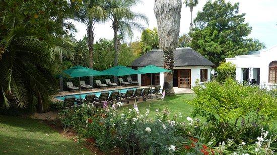 Addo, Güney Afrika: Pool