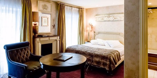 Hotel Chateaubriand: Chambre Deluxe