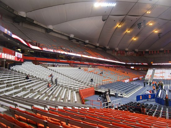 Carrier Dome Pre 5
