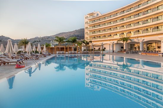 Sensimar Lindos Bay Resort & Spa
