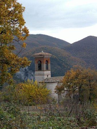 Serra San Quirico, Италия: chiesetta di Rosenga
