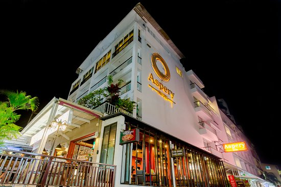 Aspery Hotel: Hotel Picture