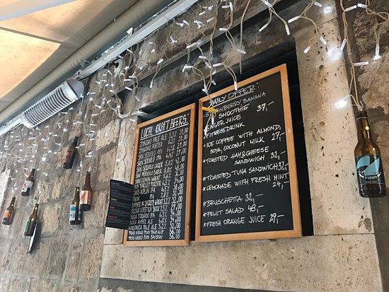 Dubrovnik-Neretva County, Κροατία: Glam Cafe