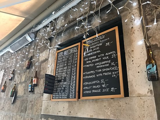 Dubrovnik-Neretva County, Croatia: Glam Cafe