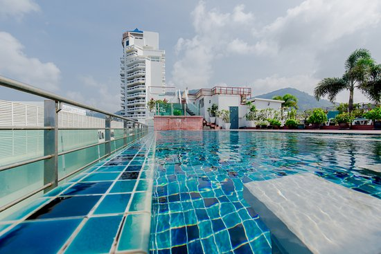 Aspery Hotel: swimming pool