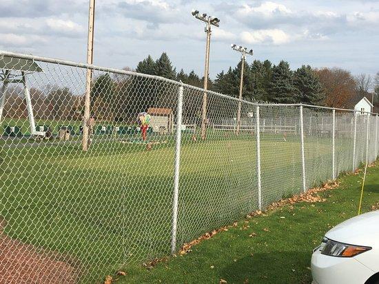 East Rochester, Nova York: Big Oak - putting area