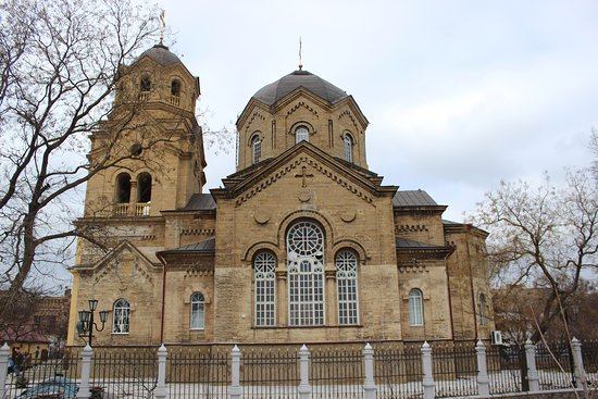 St. Ilia Temple