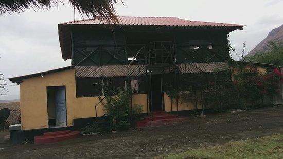 Lake Natron, Tanzania: New pool @lengai and free wi-fi at the main house.
