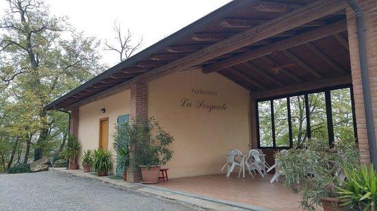 Piozzano, Italy: La vista all'esterno