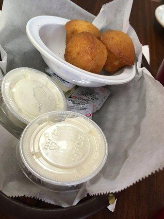 Tamarac, FL: Corn muffin bites