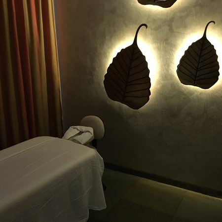 O2 Spa at Hilton Hotel Jaipur