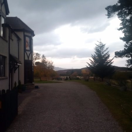 Newtonmore, UK: Lovely location