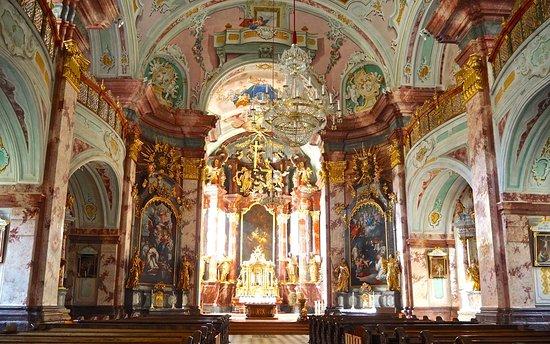 Stift Rein: Stiftskirche