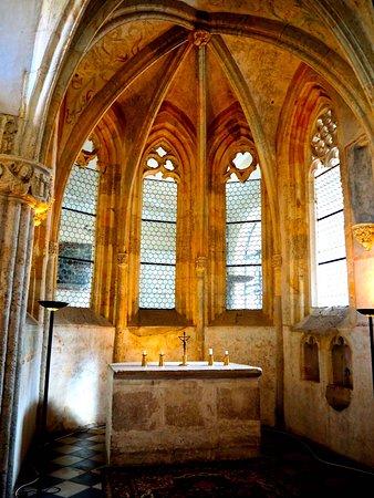 Stift Rein: Gotische Kapelle