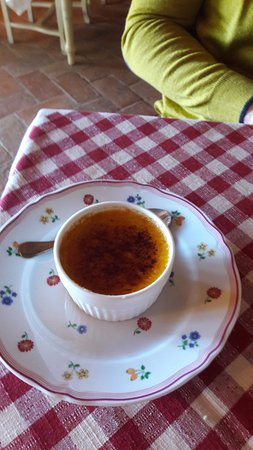 Chianni, Italia: Dessert