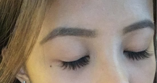 JazB Beauty Space: eyelash extensions looking very natural