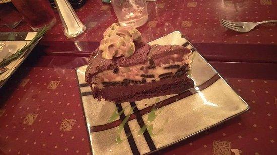 Palmyra, PA: Dessert - Chocolate cake