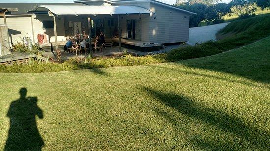Whangarei, New Zealand: The lodge