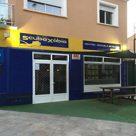 Xabia, Espanha: Centro de Buceo Scuba Xàbia - Jávea
