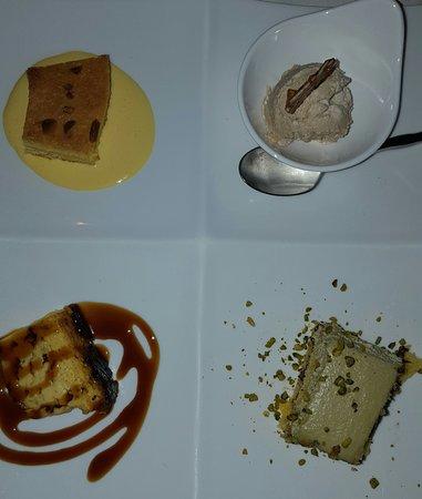 Saludecio, Italy: gelati