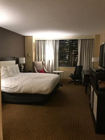 Nice, comfortable stay for convention