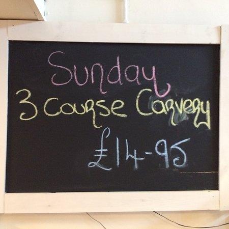 Aldergrove, UK: Randal's