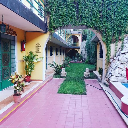 Hotel Mucuy: A charming hanging garden