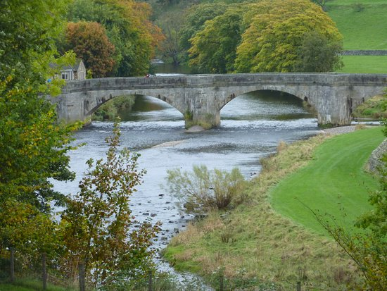 Bridge at Burnsall