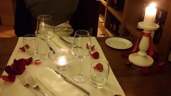 Cercola, Italy: PACCHETTO ROMANTICO