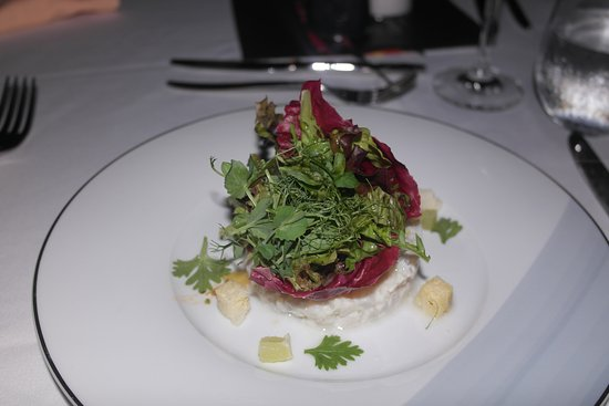 Kuramathi: Couples meal