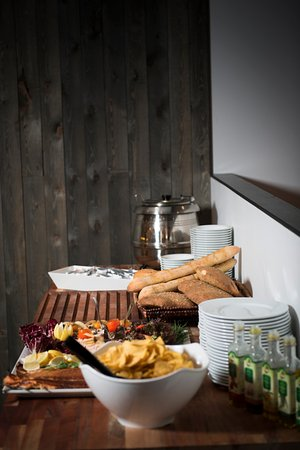 Naestved, Dinamarca: Forrets buffet