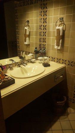 Casa Santo Domingo: cuarto de baño