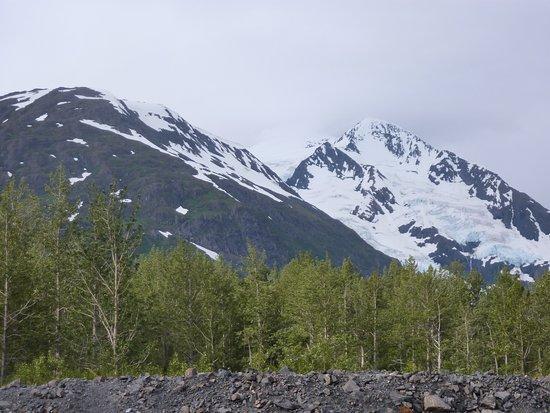 Girdwood, AK: Portage Glacier