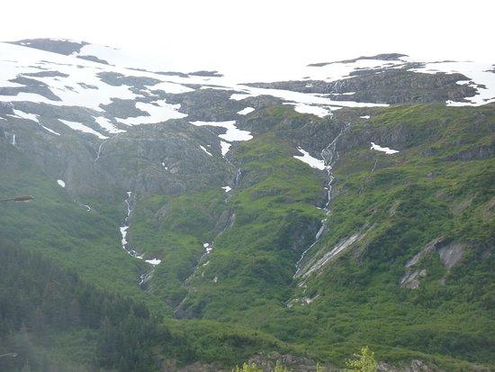 Girdwood, Αλάσκα: Portage Glacier