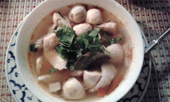 Ban Thai: Tom Yam Gai Soup