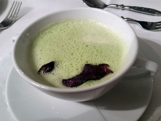 Parkhotel Wehrle: Suppe