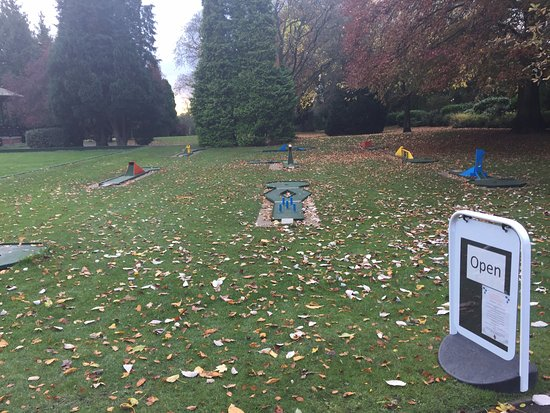 Ripon, UK: Spa Gardens Ripon