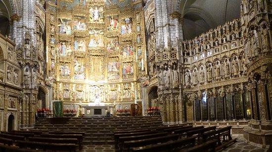 Province of Toledo, Spanien: Interior