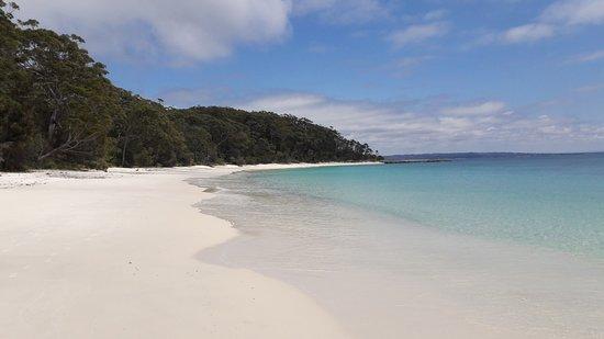Sanctuary Point, Australia: murray beach dans le Booderee National Park à 2 pas de the edgewater bed and breakfast