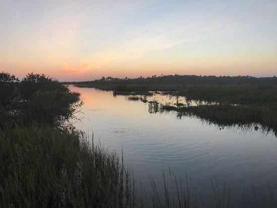 Canaveral National Seashore: canoe trail