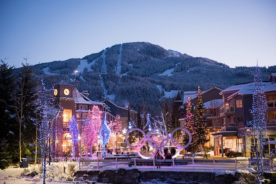 American Restaurants in Whistler
